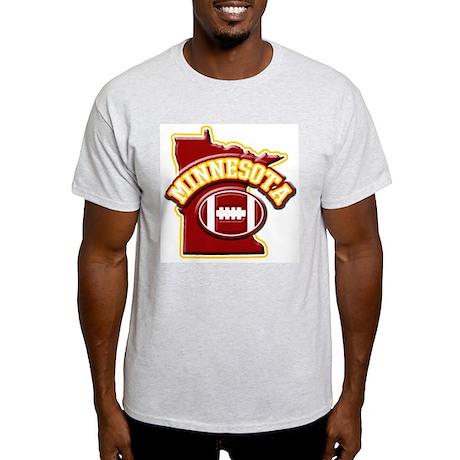 Minnesota Football Light T-Shirt