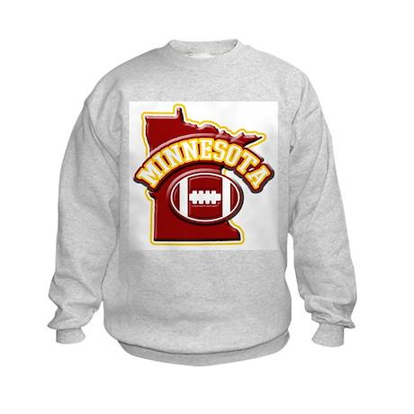 Minnesota Football Kids Sweatshirt