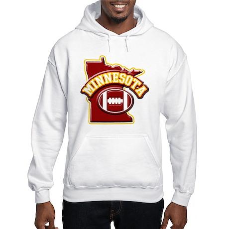 Minnesota Football Hooded Sweatshirt