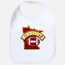 Minnesota Football Bib