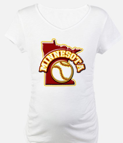 Minnesota Baseball Shirt