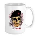 Che Sucks Large Mug