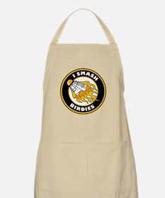 """I Smash Birdies"" BBQ Apron"