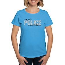 My Dad is My Hero - POLICE Tee