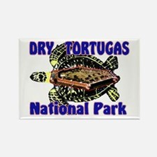 Dry Tortugas National Park Rectangle Magnet (10 pa