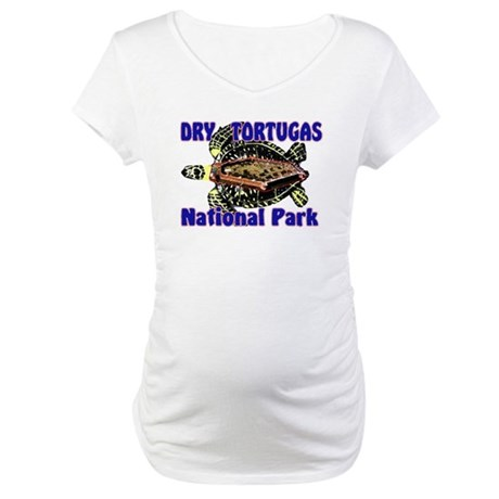 Dry Tortugas National Park Maternity T-Shirt