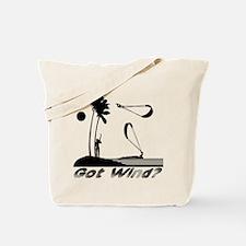 Kiteboarding Kitesurfing Tote Bag