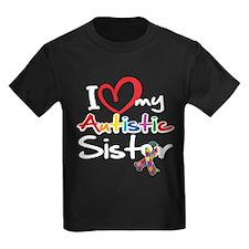 I Love My Autistic Sister T