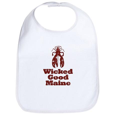 Wicked Good Maine Bib