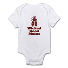 Wicked Good Maine Infant Bodysuit