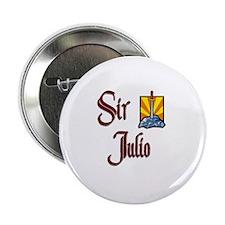 """Sir Julio 2.25"""" Button (10 pack)"""