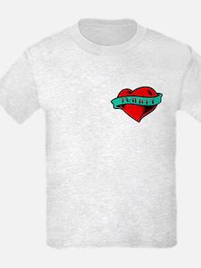 Twilight Heart Tattoo T-Shirt