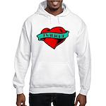 Twilight Heart Tattoo Hooded Sweatshirt