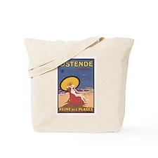 Ostend Belgium Tote Bag