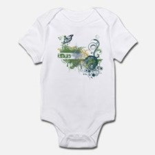 Green Love Chakra! Infant Bodysuit