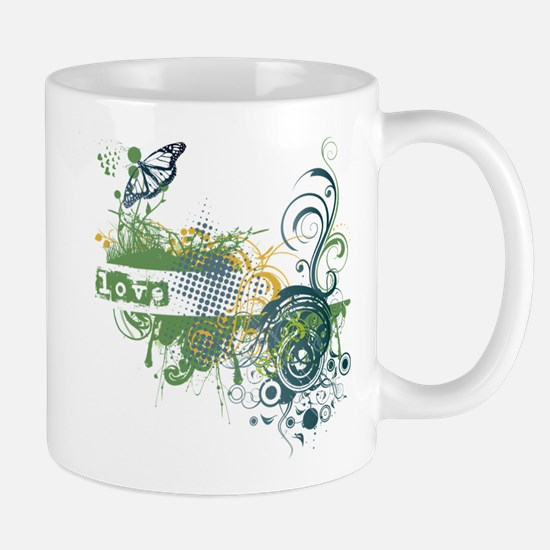 Green Love Chakra! Mug