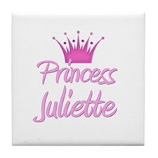 Princess Juliette Tile Coaster