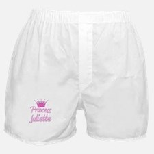Princess Juliette Boxer Shorts