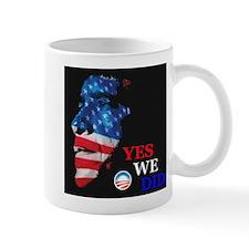Yes We Did America Small Mug