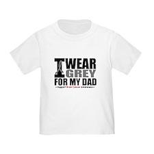 I Wear Grey Dad T