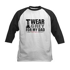 I Wear Grey Dad Tee