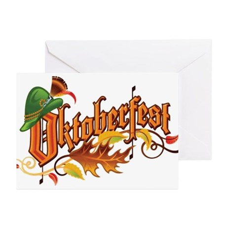 Oktoberfest Greeting Cards (Pk of 10)