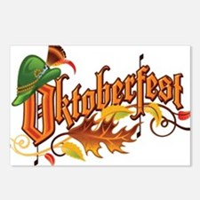 Oktoberfest Postcards (Package of 8)