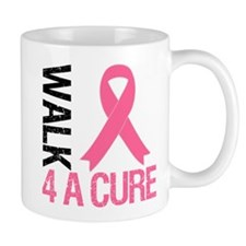 Walk4ACure Breast Cancer Mug