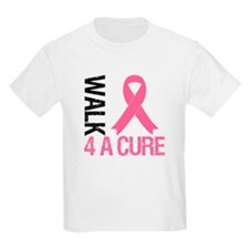 Walk4ACure Breast Cancer T-Shirt