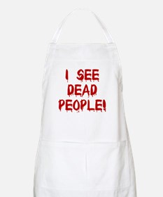 I See Dead People! BBQ Apron