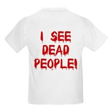 I See Dead People! Kids T-Shirt