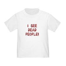 I See Dead People! T