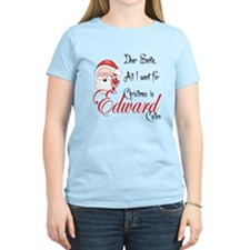 Edward Cullen for Christmas T-Shirt