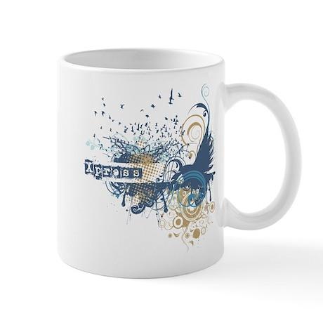 Blue X-press Chakra! Mug
