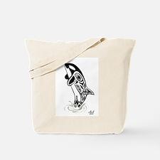 Orca Spirit Tote Bag