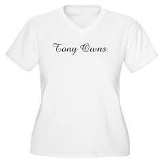 Tony Owns T-Shirt