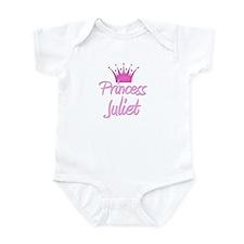 Princess Juliet Infant Bodysuit