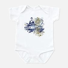 Indigo Knowing Chakra! Infant Bodysuit