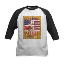 """Red Dog """"Love our Heroes"""" Tee"""