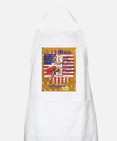 """Red Dog """"Love our Heroes"""" BBQ Apron"""