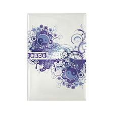 Purple Peace Chakra! Rectangle Magnet