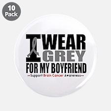 """I Wear Grey Boyfriend 3.5"""" Button (10 pack)"""