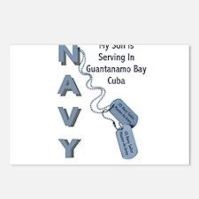 Cute Us navy dad Postcards (Package of 8)