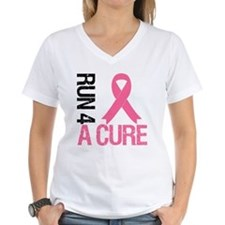 Run4ACure Breast Cancer Shirt