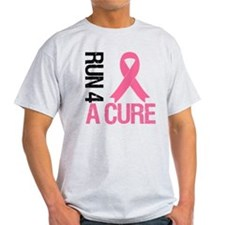 Run4ACure Breast Cancer T-Shirt
