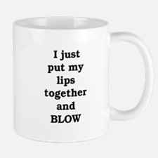 Every brass player does it Mug