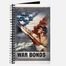 To Have & To Hold Buy War Bon Journal