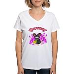 Mousey Women's V-Neck T-Shirt