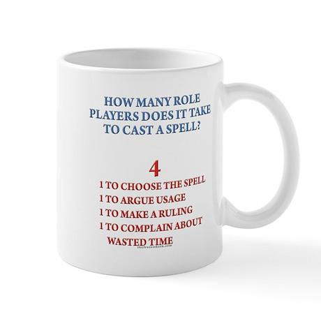 How many players... Mug