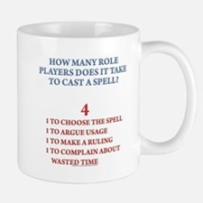 How many players... Mug